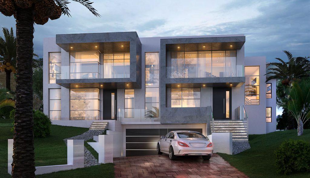 Duplex Architectural Designs