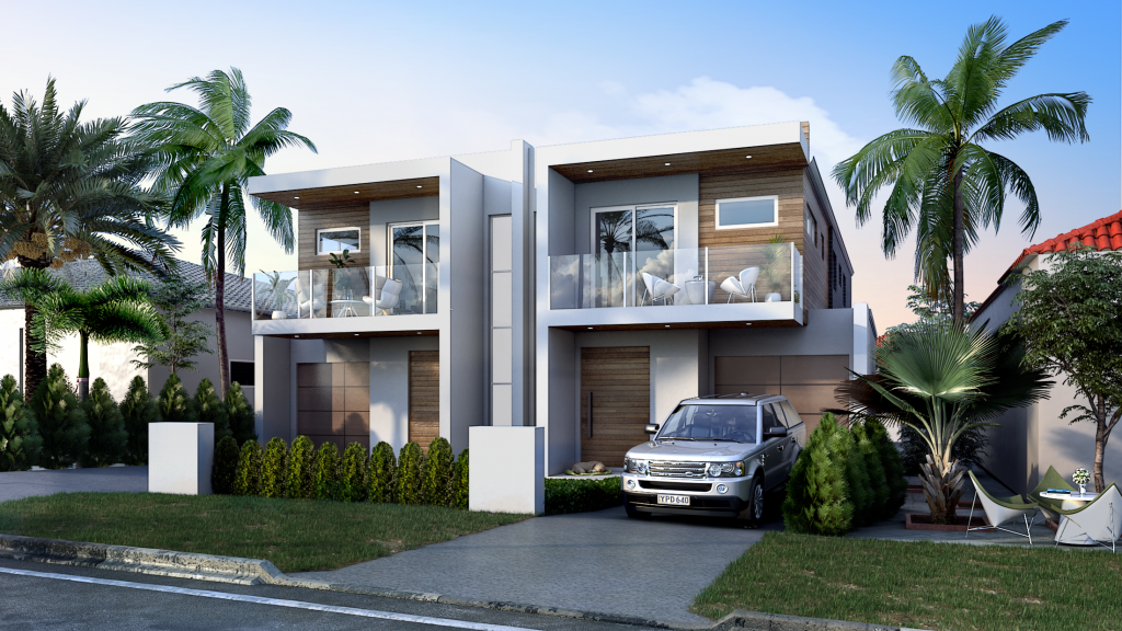 Duplex Architect Sydney