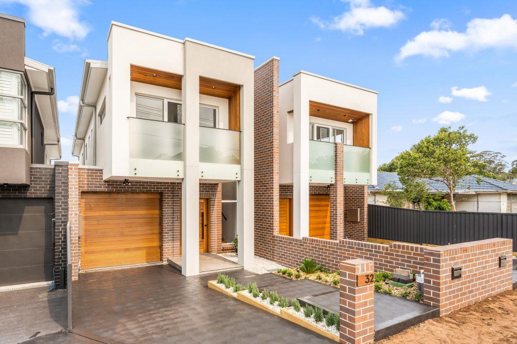 Modern Duplex Architectural Designs